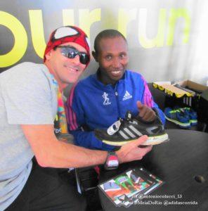Geoffrey Mutai Meia Do Rio 2013