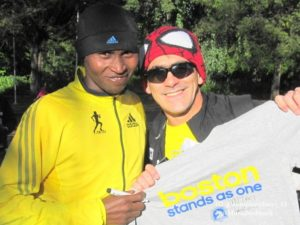 Geoffrey Mutai - Meia do Rio 2013