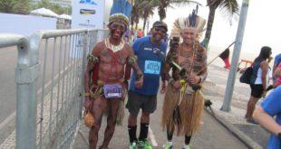 Índios Tabajara nas corridas