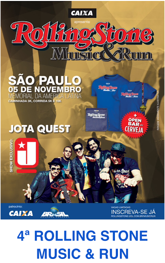 rolling stone music Run SempreCorrendo