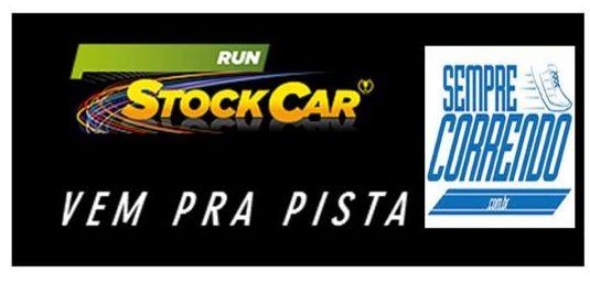 promo run stock car