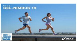 ASICS Gel Nimbus 19 com FlyteFoam