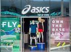 ASICS no Rio de Janeiro -pop up store