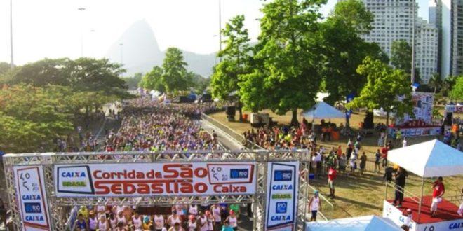 Corrida de São Sebastião do Rio de Janeiro 2018