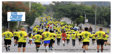 9ª Volta da União – Shopping União Osasco/SP