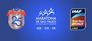 LARGADAS: 25ª Maratona Internacional de São Paulo – PROGRAME-SE