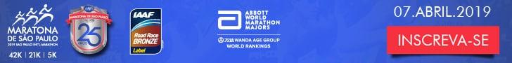 Maratona SP 25 anos topo