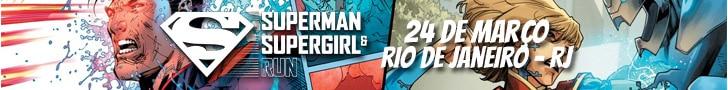 SuperMan e SuperGirl 2019 RIO topo