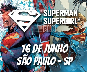 Superman e Supergirl 2019 SP lateral