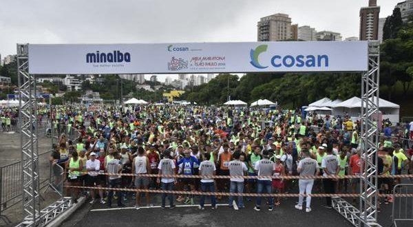 13ª Meia Maratona Internacional de São Paulo deu Quênia