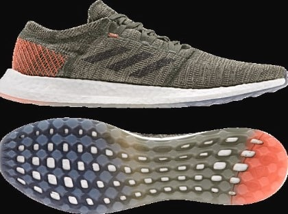 adidas Running revela as duas novas cores do PureBOOST GO