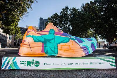 Maratona com arte – Maratona Parade