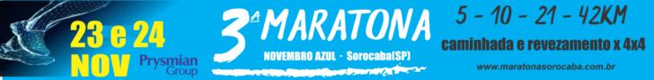 Maratona Sorocaba topo
