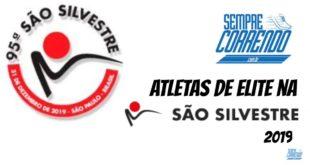 A Elite Da Corrida de São Silvestre 2019