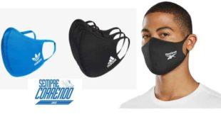 Máscaras das marcas