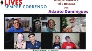Resgate do Atletismo – Adauto Domingues – A história de um campeão na vida e nas pistas