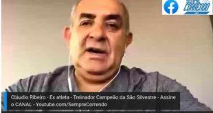 Live SempreCorrendo – Cláudio Ribeiro