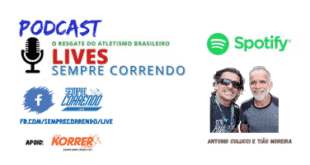Estamos NO AR – PodCast SempreCorrendo no Spotify