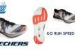 Skechers Go Run Speed Freek– placa de carbono